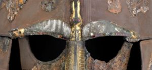 Casque Sutton Hoo_zoom yeux_BMImages